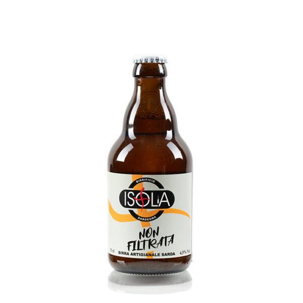 birra isola non filtrata